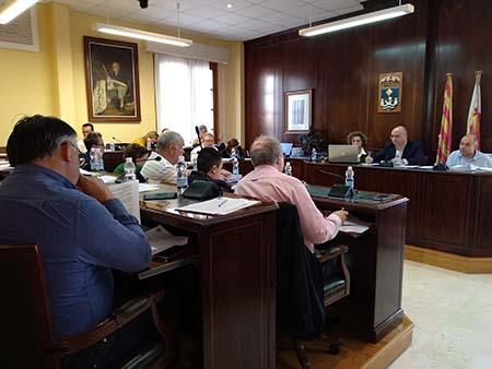 La Vila aprueba la bonificación en el ICIO, IAE y tasa de expedición de documentos