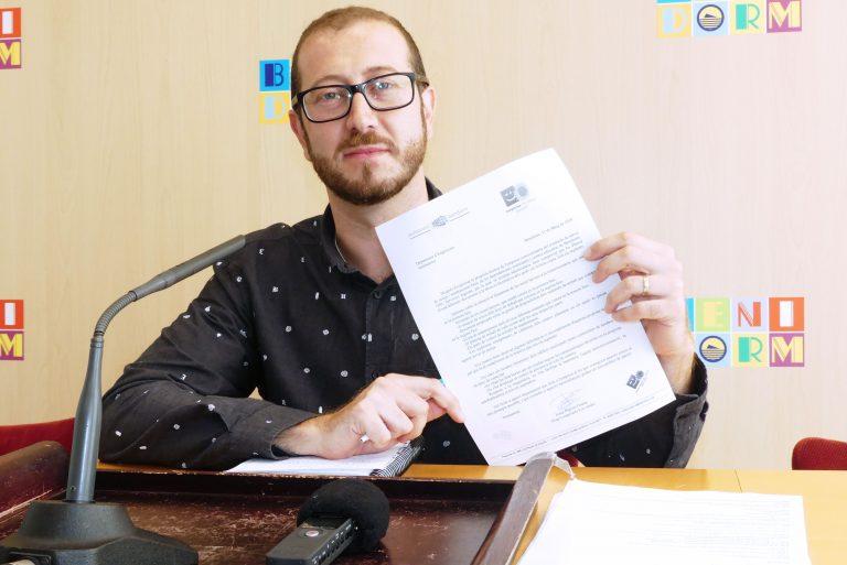 Bigorra exige explicaciones sobre la ORA