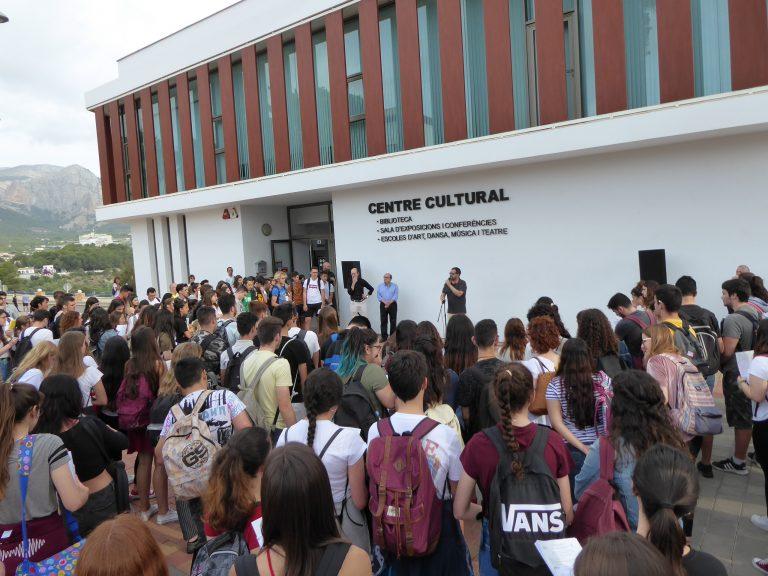 """237 alumnos se examinan de """"selectividad"""" en La Nucía"""