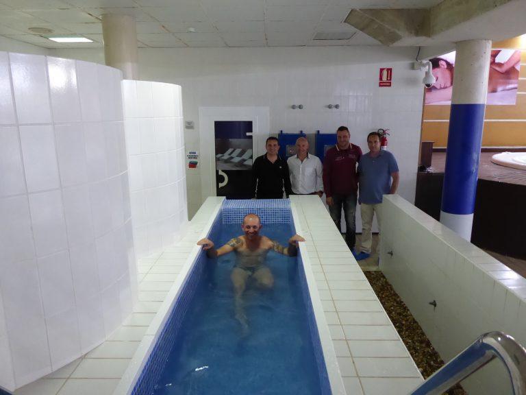 Nuevo servicio para deportistas en La Nucía
