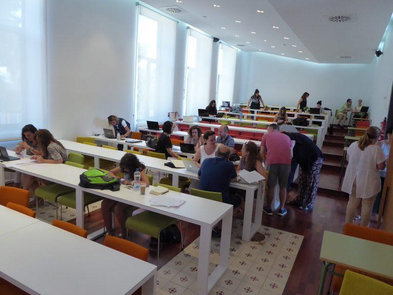 125 participantes en el II Seminario de Alto Rendimiento Doctorado