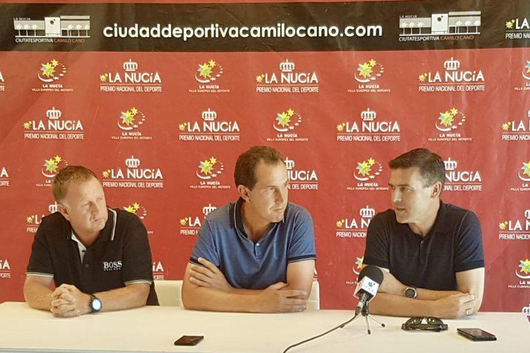 Miguel Ángel Martínez nuevo entrenador del CF La Nucía