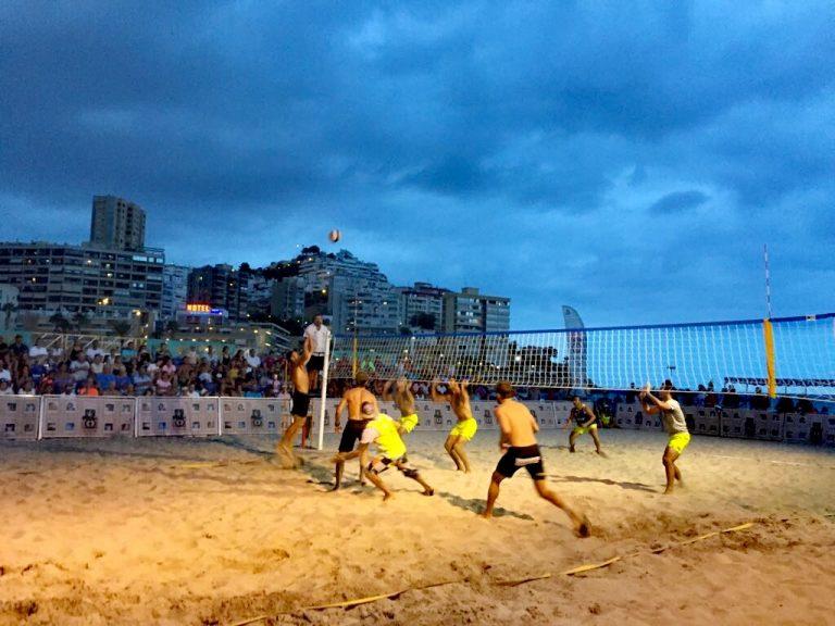 El 41º Torneo de Voley Playa Cala de Finestrat fue todo un éxito