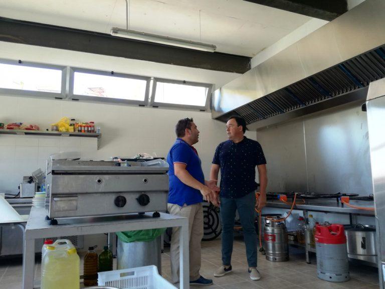 Finestrat ya cuenta con una cocina para actos públicos