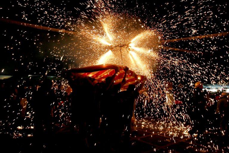 L'Arreplegà de barraques inaugura esta tarde las fiestas de Finestrat