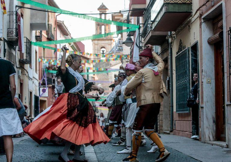 Finestrat celebra este fin de semana la antesala de sus fiestas patronales