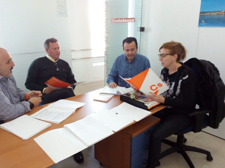 Ciudadanos exige a la Generalitat que acometa de manera urgente la renovación del Hospital Comarcal Marina Baixa