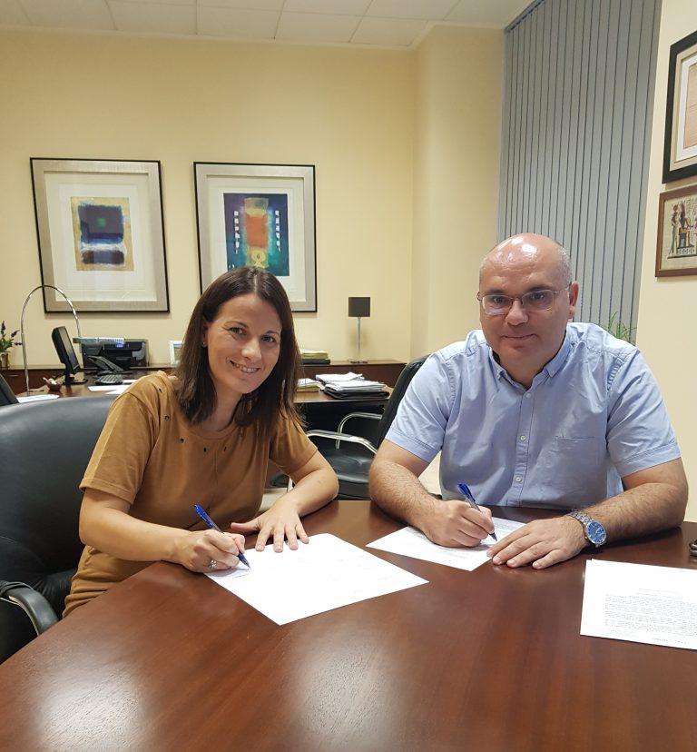 La Fundación Aragonés cederá transporte adaptado para los niños Secanet