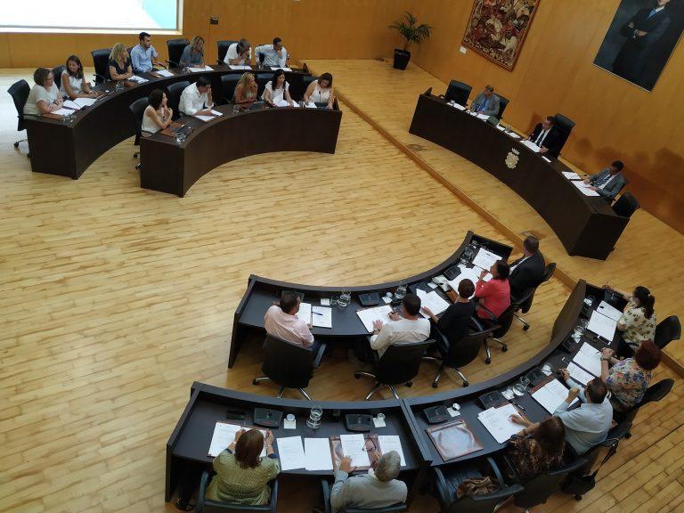 El gobierno local de Benidorm propone al pleno una ayuda de emergencia de 10.000 euros para la Vega Baja