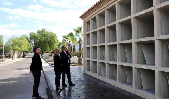 Benidorm anuncia 132 nichos nuevos en el cementerio de Sant Jaume