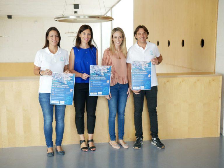 La Fundación Mundomar y el Ayuntamiento de Benidorm organizan la primera limpieza de fondos marinos en el Rincón de Loix