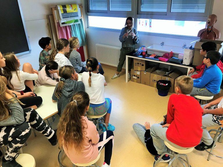 Finestrat trabaja la prevención de la violencia de género en las aulas