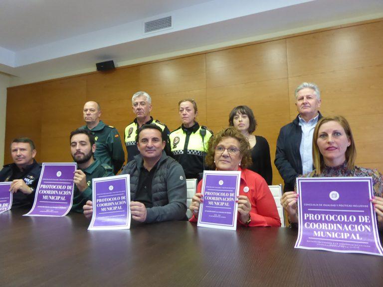 La Nucía presenta el Protocolo de Coordinación frente a la Violencia de Género