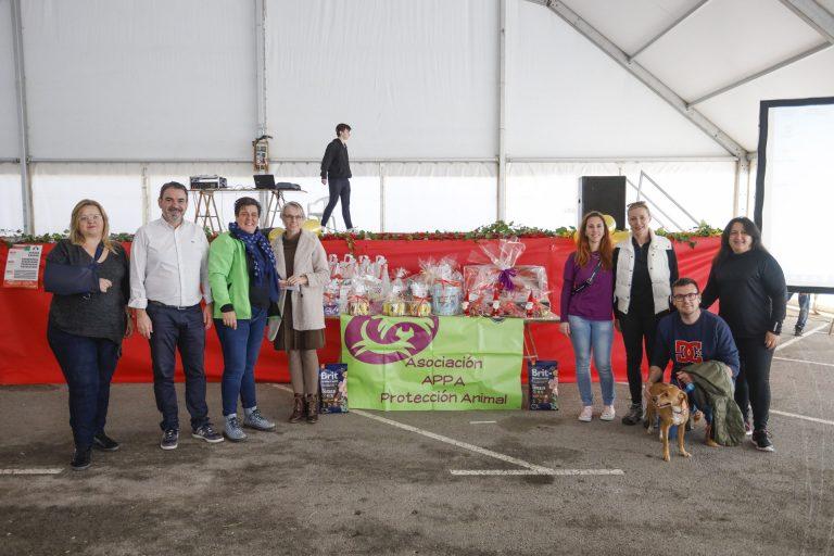 APPA Protección Animal logra 2.200 euros para la atención de animales sin hogar en Alfàs del Pi