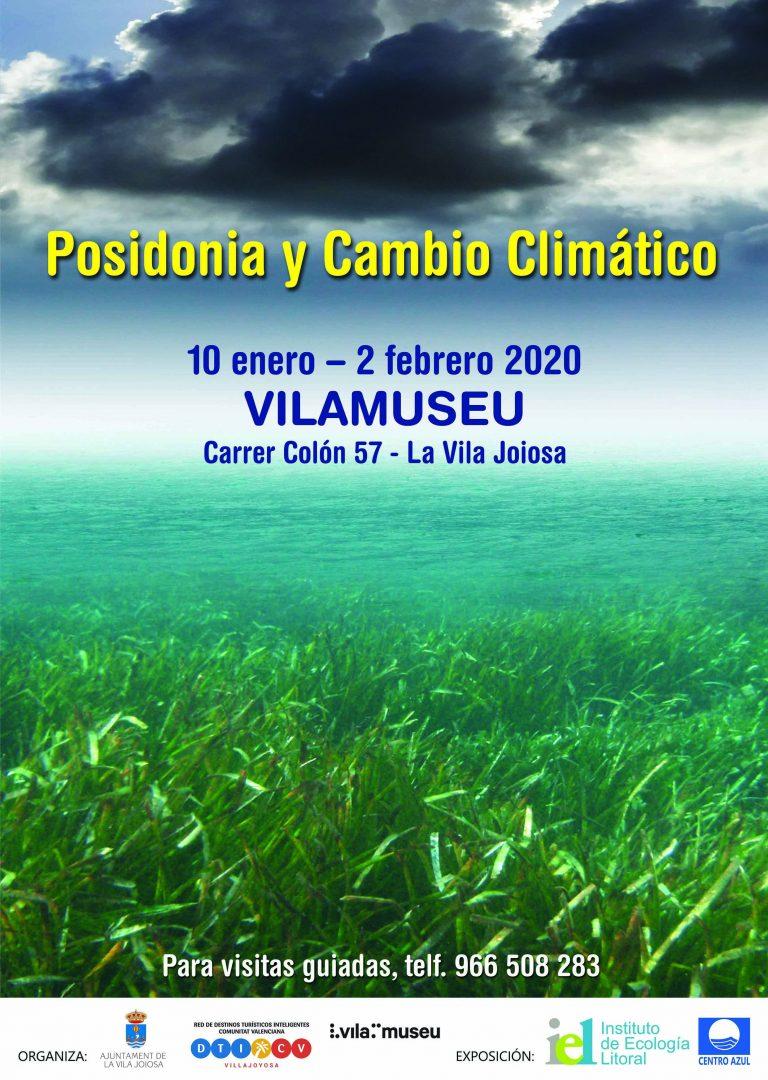 «Posidonia y Cambio Climático» del Instituto de Ecologia Litoral se expone en la Sede Universitaria de la Vila