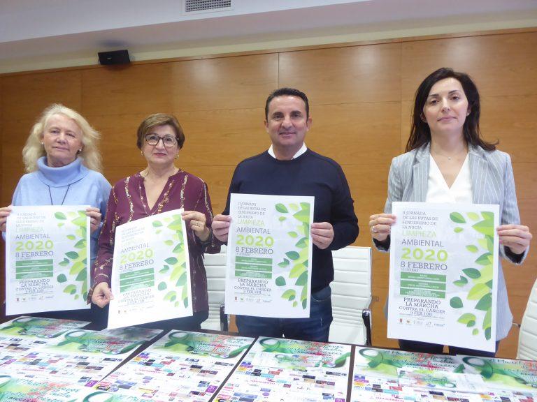 """II """"Jornada de Limpieza Medioambiental"""" en La Nucía"""