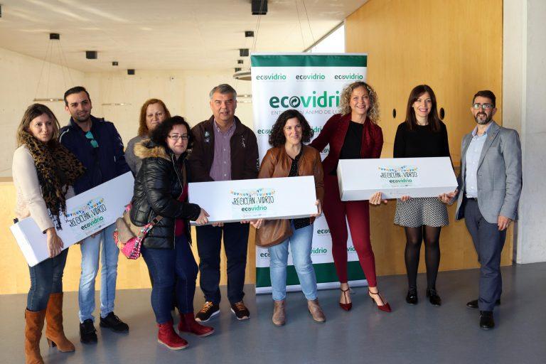 Las peñas 'El Timó', 'La Gresca' y 'Quatre Gats' ganadoras de #LaPeñaRecicla