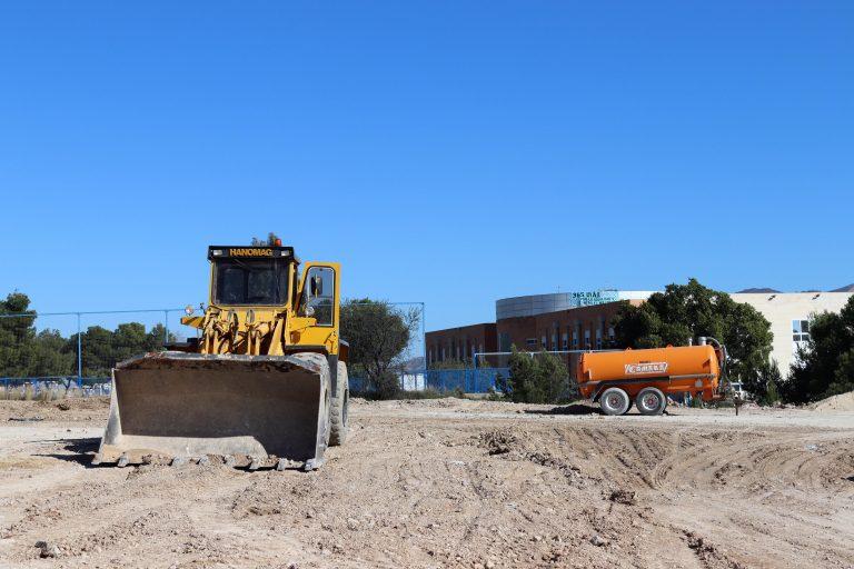 Benidorm renovará las infraestructuras de agua del colegio Salt de l'Aigua