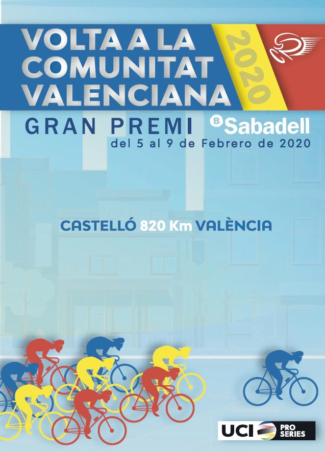 Calp y Altea protagonistas de la 4ª etapa de la Volta Ciclista a la Comunitat Valenciana