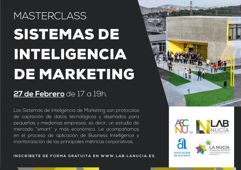 """""""Inteligencia de Marketing"""" en el Lab_Nucia"""