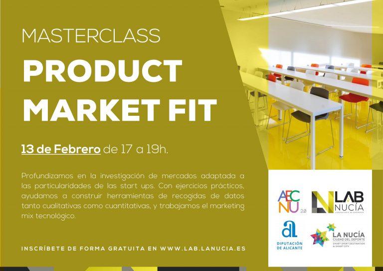 """Investigación de mercados para las """"Start Up"""" en el Lab_Nucia"""