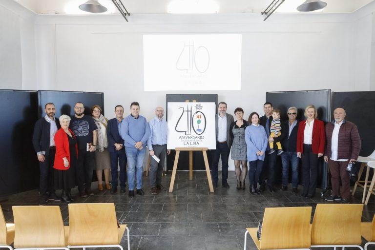 La Sociedad Musical La Lira de l´Alfàs celebra su 40 aniversario