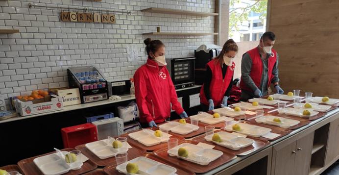 Hidraqua colabora con el programa Cruz Roja por el COVID 19