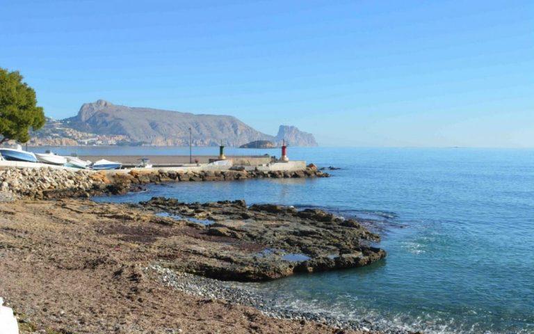 Altea informa del inicio de la aprobación de la Cala del Soio como Monumento Natural