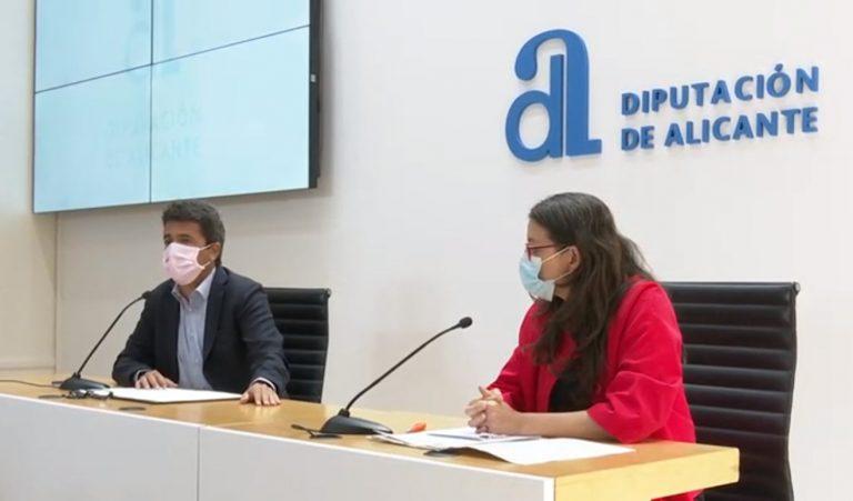 """Mazón y Oltra firman un """"acuerdo histórico"""" para avanzar en la ordenación y traspaso de competencias en materia social"""