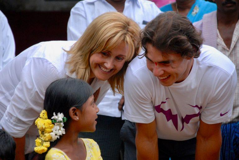 Alianza entre la Fundación Rafa Nadal y la Fundación Vicente Ferrer