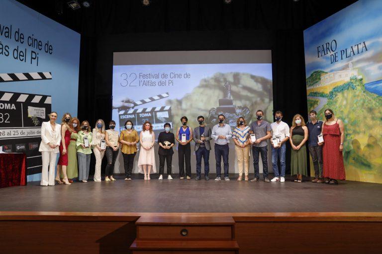 4 cortometrajes del 32 Festival de Cine de l'Alfàs seleccionados para los Goya