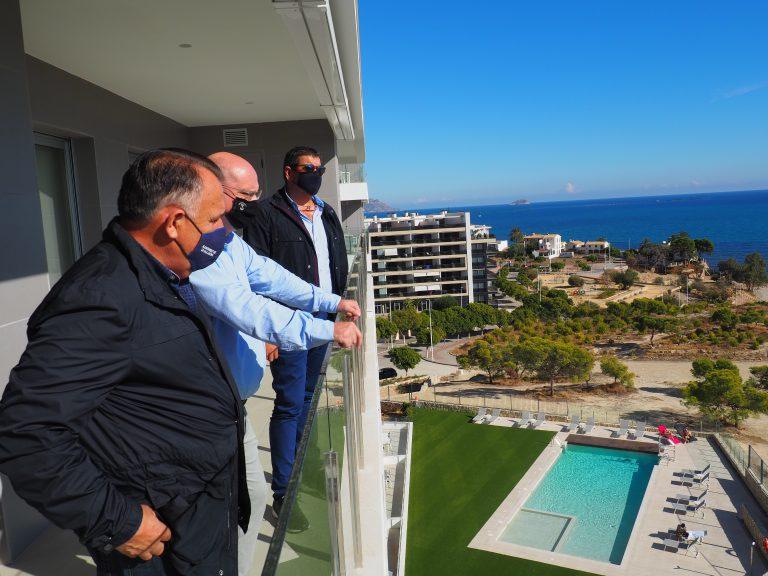 Nueva instalación hotelera en la Vila Joiosa