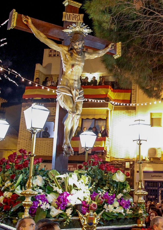 L'Alfàs retransmitirá por Internet las misas del Santísimo y del Cristo