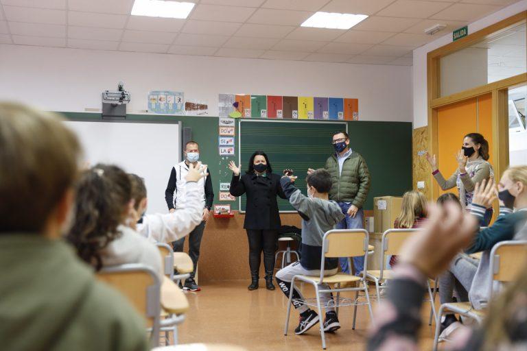 L'Alfàs Ciudad Educadora que fomenta la integración