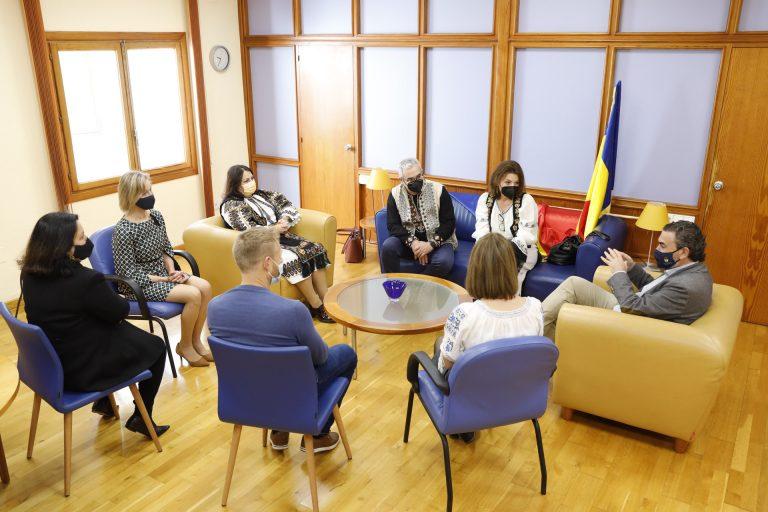 L'Alfàs conmemora el Día Nacional de Rumanía