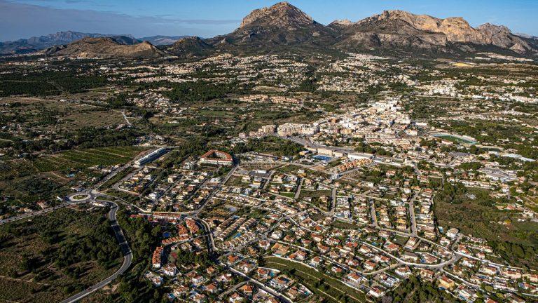 La EDUSI de l'Alfàs; Ciudad saludable, sostenible e integradora