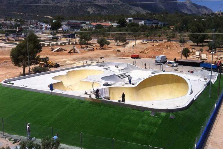 El Skate se consolida en La Nucía