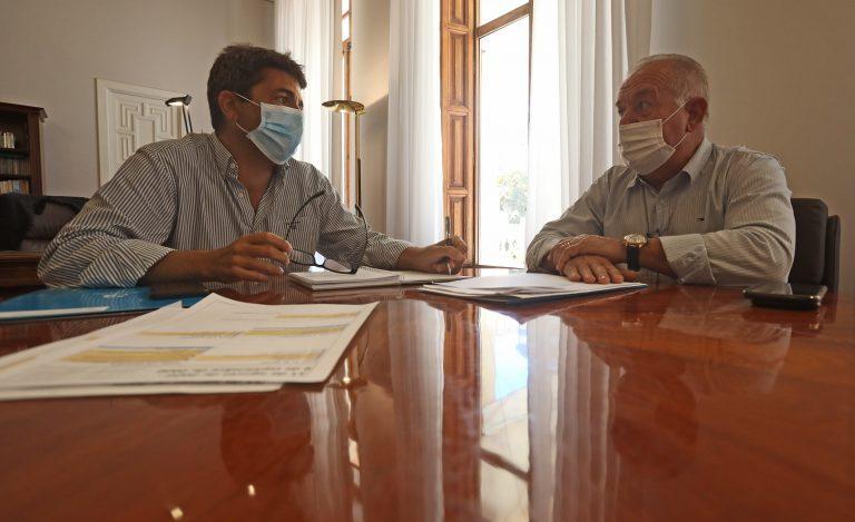 Aumento de las ayudas por Covid de la Diputación de Alicante