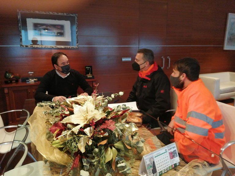 Nuevos trabajadores en servicios técnicos en Finestrat