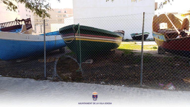 Detienen en Vila Joiosa a un joven por vandalismo