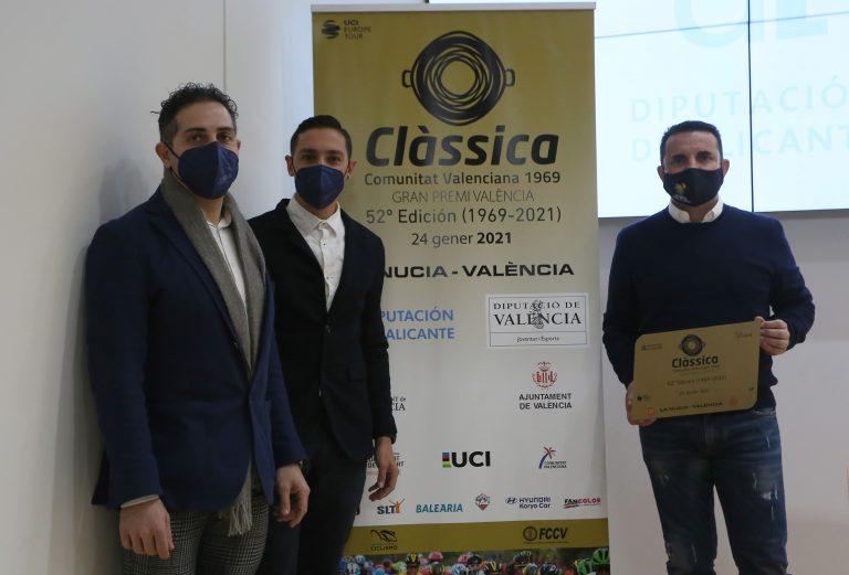 La «Clàssica Comunitat Valenciana» saldrá de La Nucía