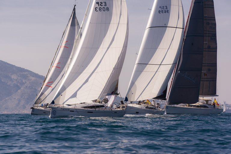 La regata 200 Millas a2 sigue en el calendario de invierno en Altea