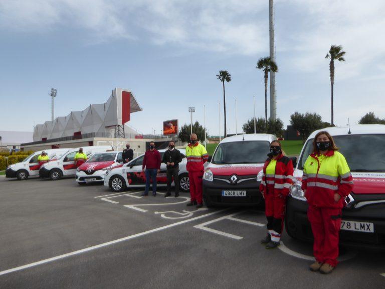 Nuevos vehículos para Servicios Técnicos del Ayuntamiento La Nucía