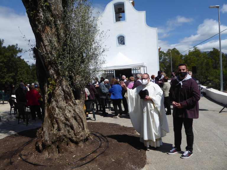 """Misa de """"Sant Vicent"""" en La Nucía al Captivador con restricciones"""