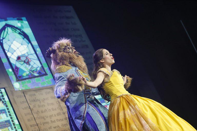 «La Bella y la Bestia» cierra la 19 Mostra de Teatre de l'Alfàs del Pi