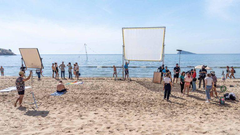 Dos películas rodadas en Benidorm compiten en el Festival de Cine de Málaga