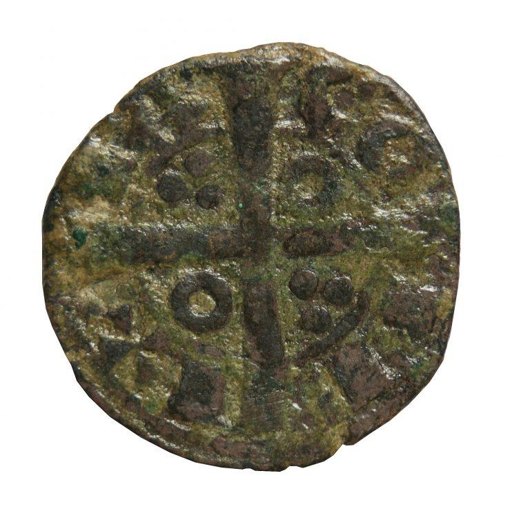 Vilamuseu expone una moneda de tiempos de la fundación de la Vila Joiosa