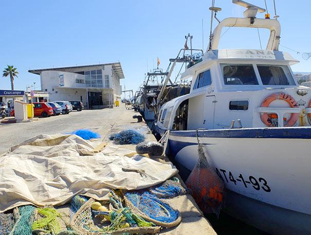 Partido Popular; La pesca tradicional tiene un negro futuro