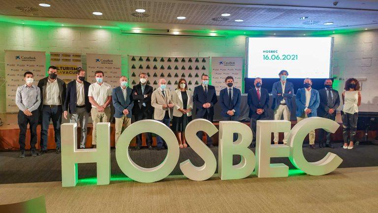 """En la asamblea de Hosbec, Toni Pérez destaca """"la fortaleza y el compromiso con el sector"""""""