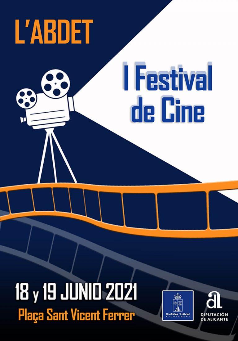Primer Festival de Cine de L´Abdet 18 y 19 de Junio
